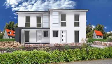 Doppelhaus 140